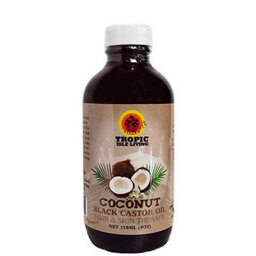 Jamaican Black Castor Oil with Cocount