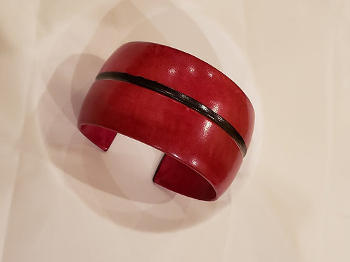 African Leather Bracelet