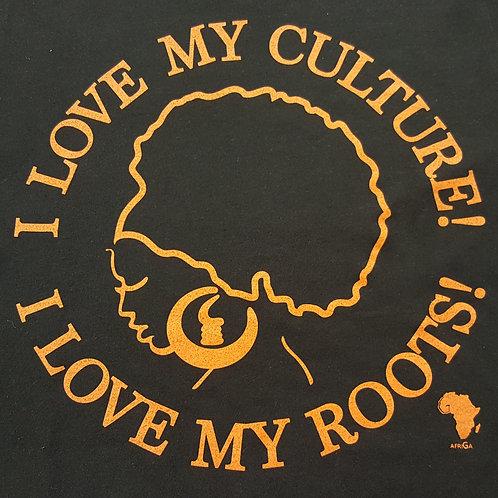 I Love My Culture