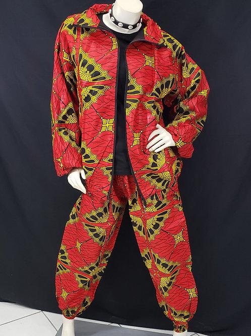 African Print Jogging Suit - 1XL-2XL