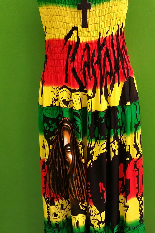 Rasta Maxi Dress