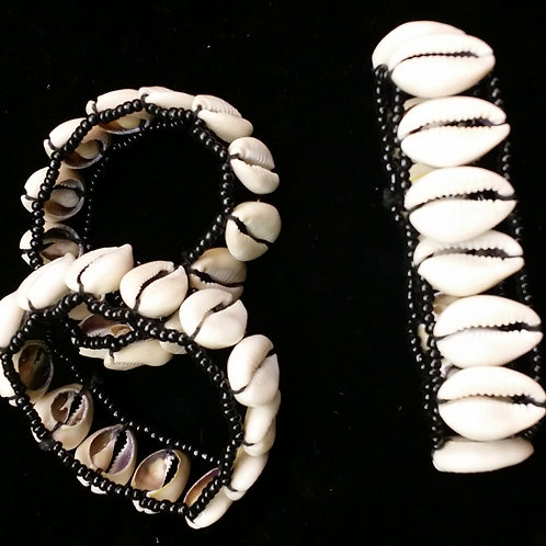 Cowry Shell Bracelet