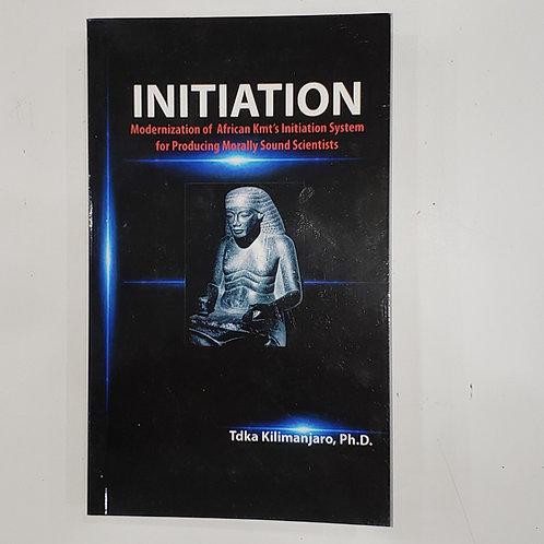 Initiation Modernization of African Kmt's Initiation System
