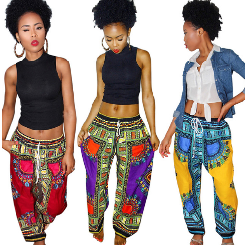 Dashiki Pants (In Store Only)