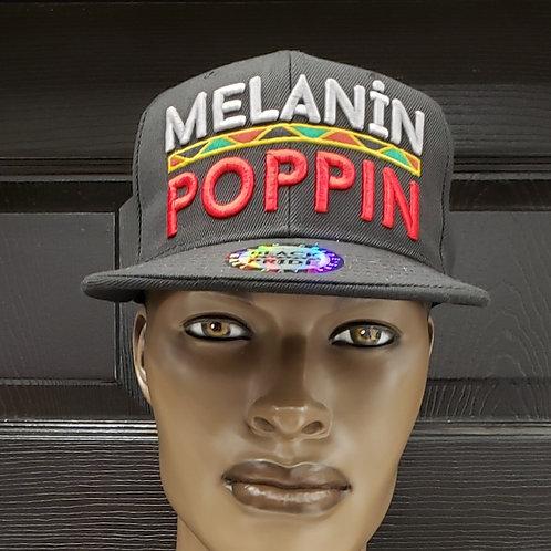 Melanin Poppin Cap
