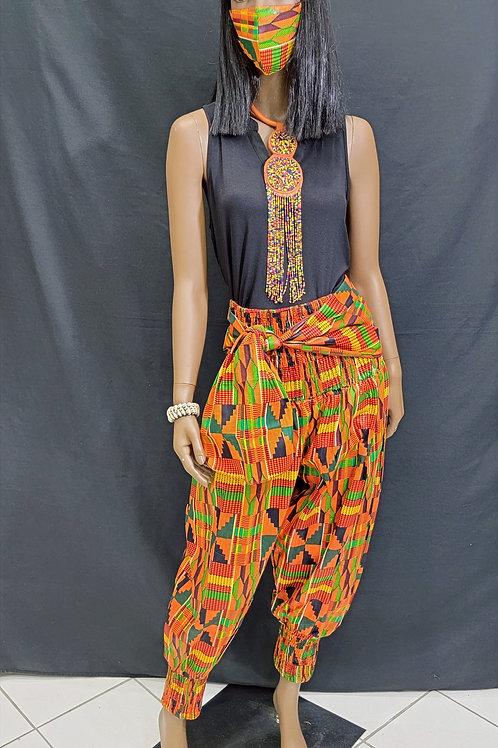 Africa Kente Pants