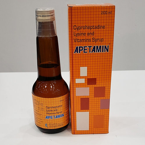 Apetamin Weight Gain Syrup