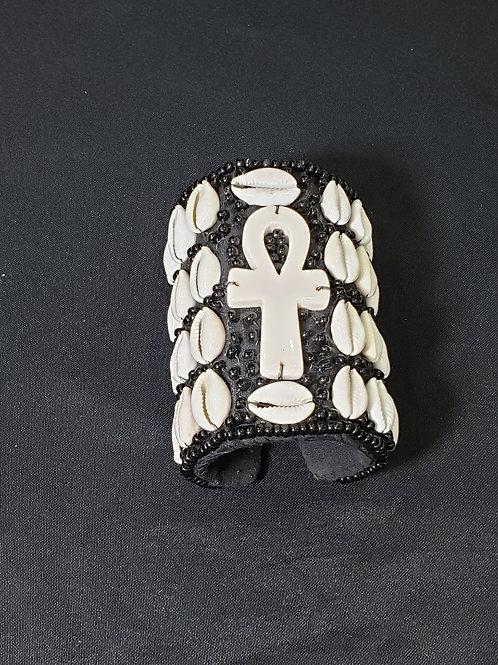 Ankh Cuff Bracelet