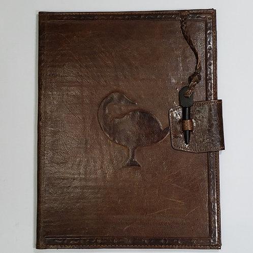 Sankofa Leather Portfolio Case