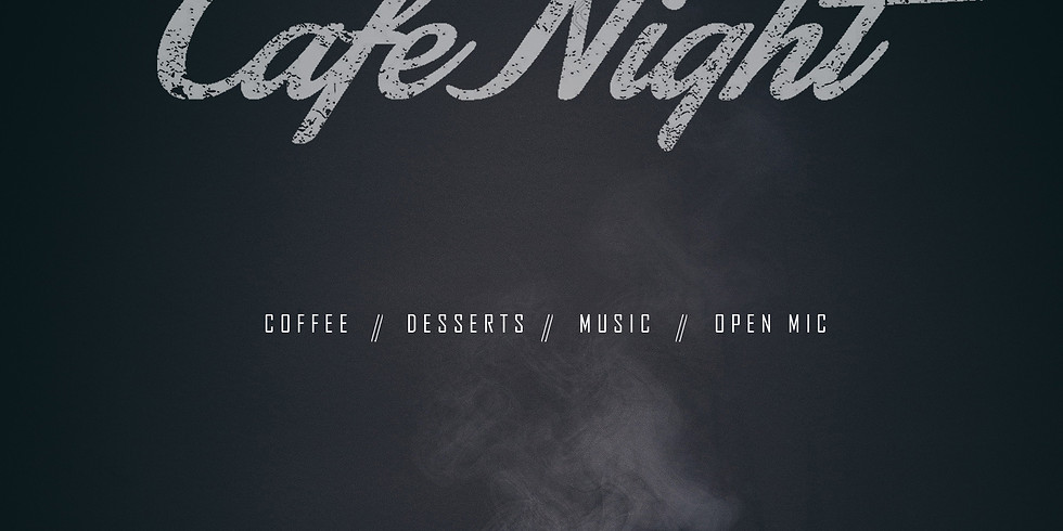 RCF CAFE NIGHT