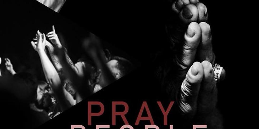PRAY PEOPLE PRAY