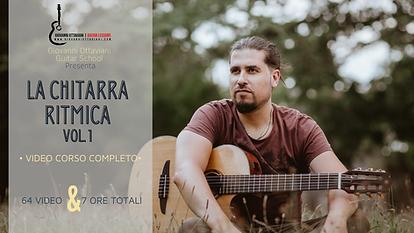 Copertina La chitarra Ritmica volume 1.p
