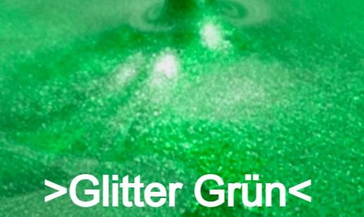 Glitter Grün S Design