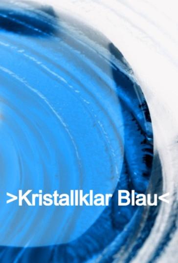 Kristallklar Blau