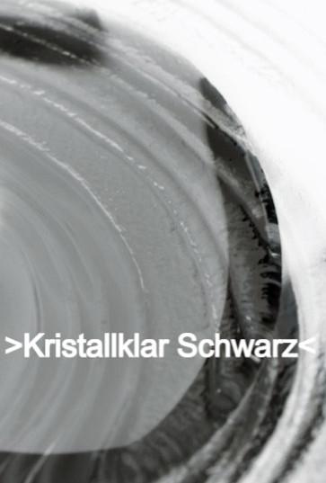 Kristallklar Schwarz