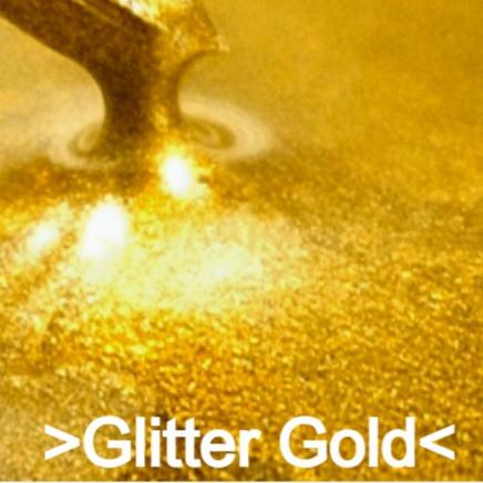 Glitter Gold S Design