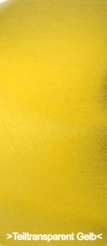 Teiltransparent Gelb