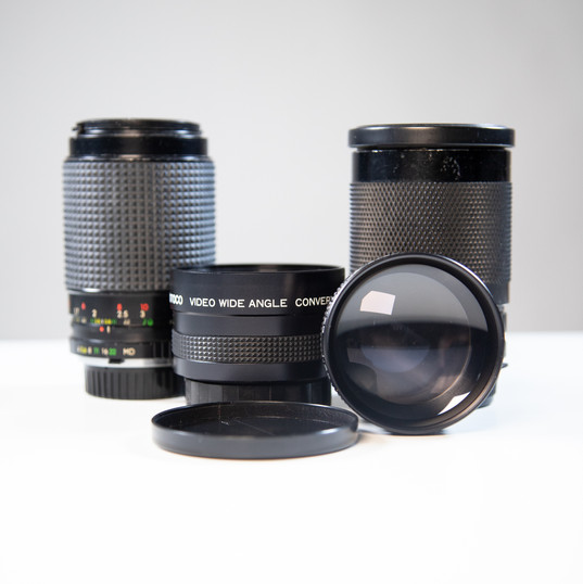 Product Photography by Lucas Ay