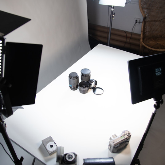 Product Shoot by Lucas Ayres