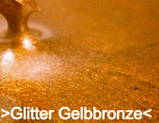 Glitter GelbbromzeS Design