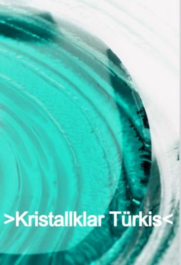 Kristallklar Türkis