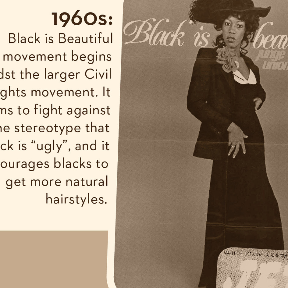 A Brief History of Black Hair