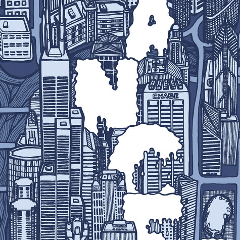 Chance the Rapper Chicago Poster