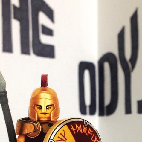 Odyssey Book Wrap