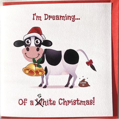 I'm dreaming of a shite Christmas...