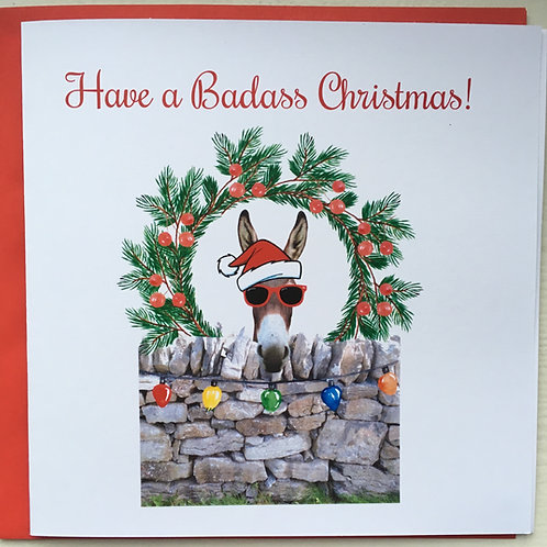 Have a Badass Christmas!