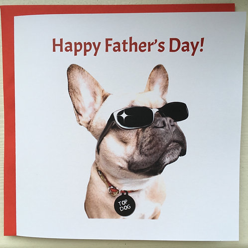 Top Dog - Father's Day