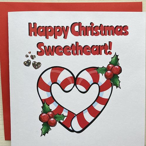 Happy Christmas Sweetheart