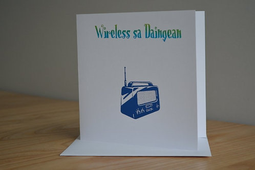Wireless Sa Daingean