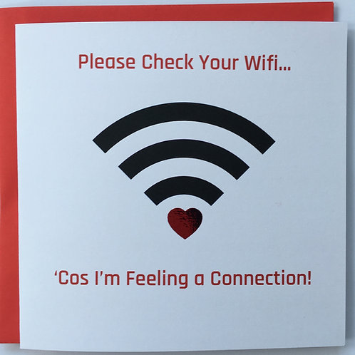 Please Check Your Wifi...