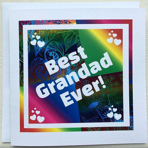 Best Grandad Ever!