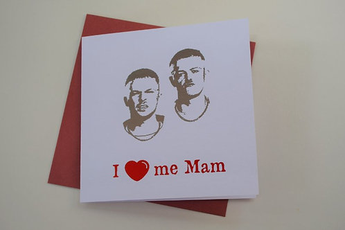 Young Offenders - I love me mam