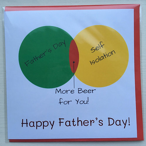 More Beer for You! - Happy Father's Day