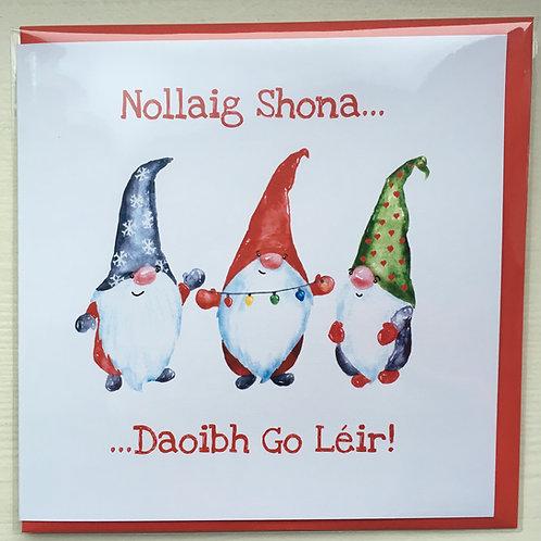 Nollaig Shona...Daoibh Go Léir!