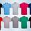 Thumbnail: Camisetas Polo em PV