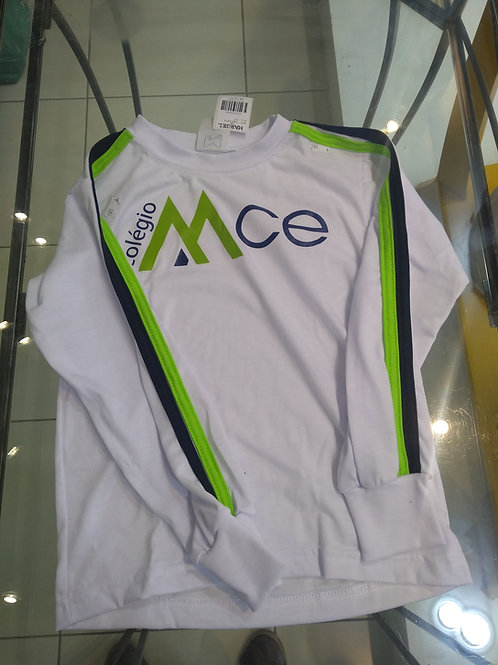 Camiseta manga longa MCE
