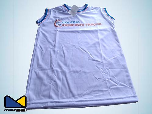 Camiseta regata Primeiros Traços