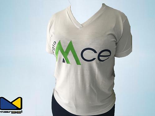 Camiseta baby look colégio MCE