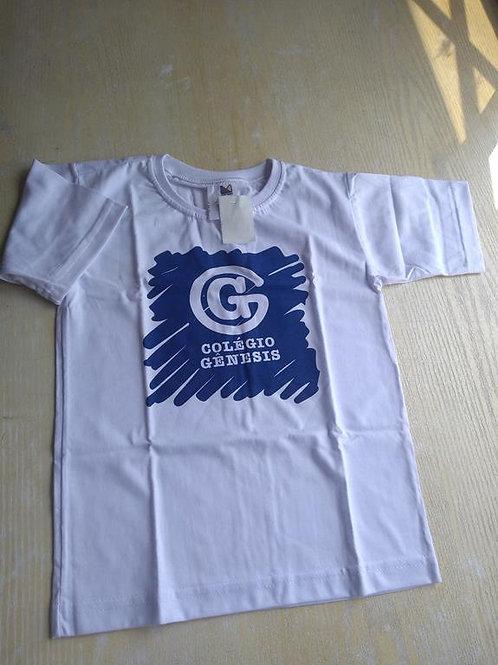 Camiseta Manga Curta colégio Genesis