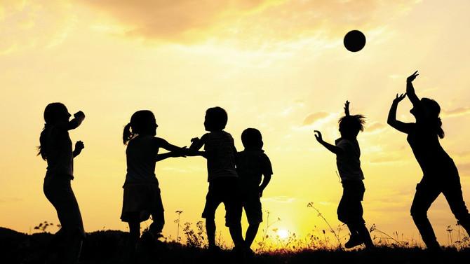 24 de Agosto - Dia da Infância.