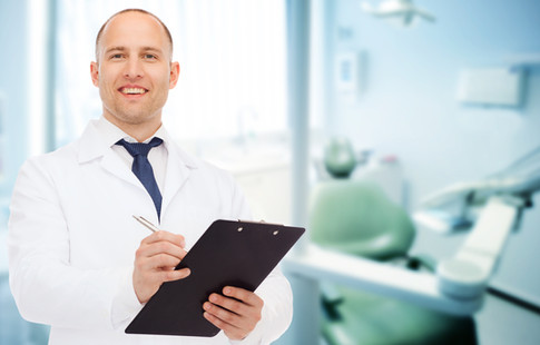 Dolore e Ansia del dentista