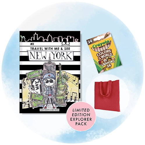 Travel with Me & See New York: Limited Edition