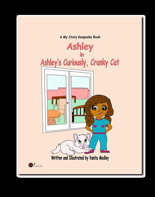 Ashley's Curiously, Cranky Cat