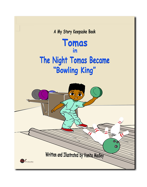 "The Night Tomas Became ""Bowling King"""