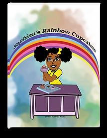Sophina's Rainbow Cupcakes