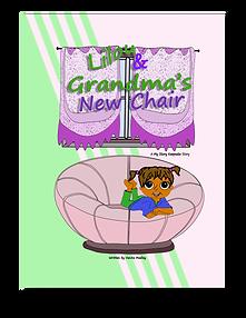Lilou & Grandma's New Chair